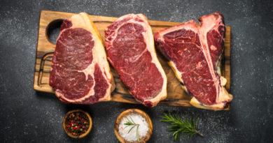Carne Angus é sinônimo de altíssima qualidade e sabor incomparável.