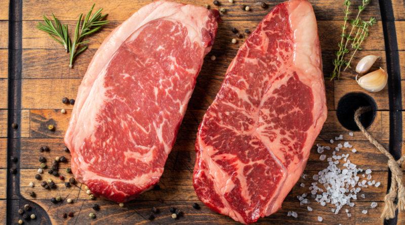 Ribeye, um dos corte mais nobres da carne Angus